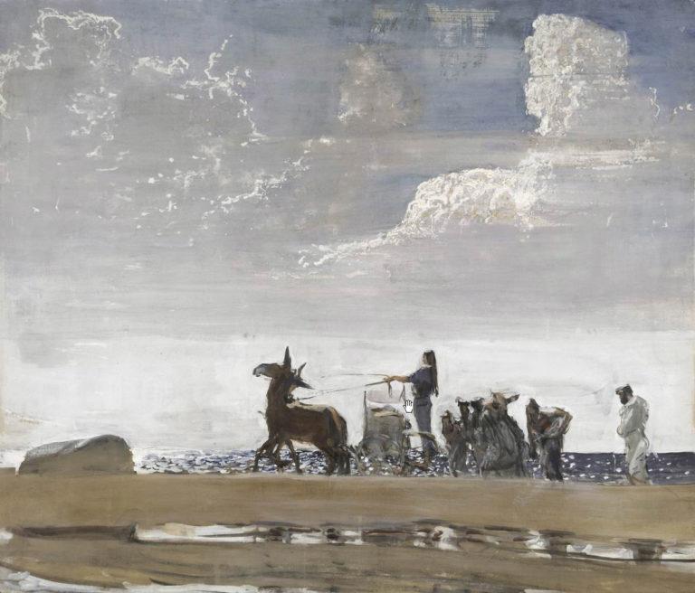 Одиссей и Навсикая (1910)