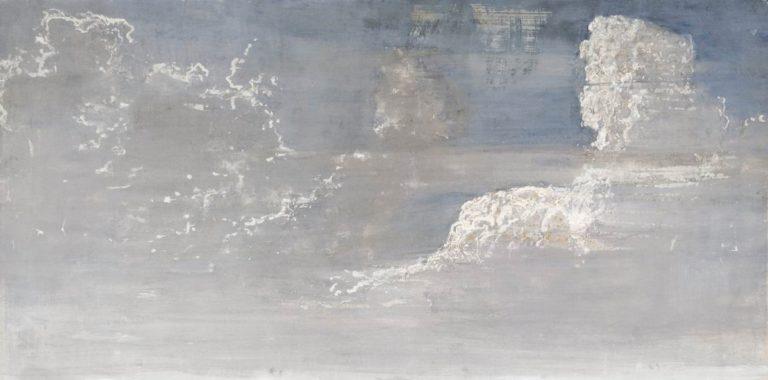 Одиссей и Навсикая (1910 г., деталь - небо)
