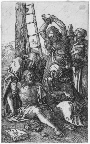 Снятие с креста (1507)