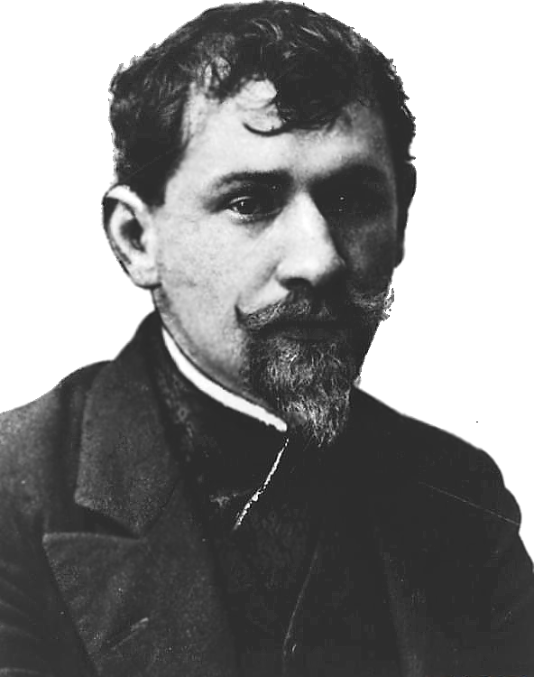 Станислав Феликс Пшибышевский (1868 – 1927)