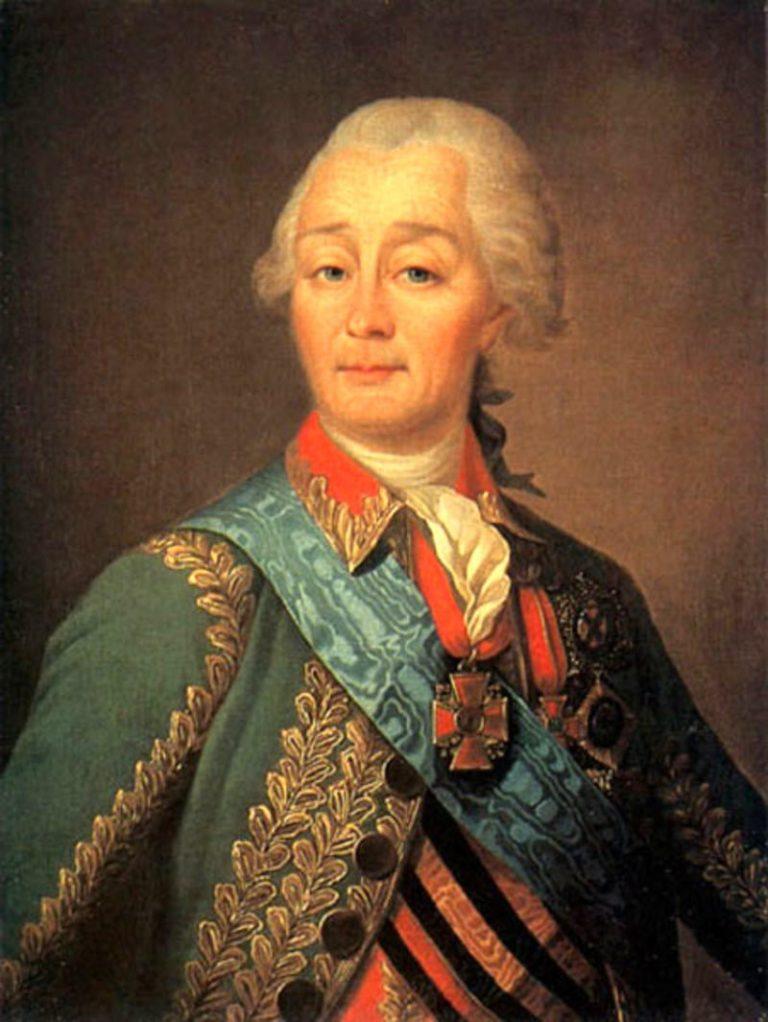 Василий Иванович Суворов (1705 – 1775)