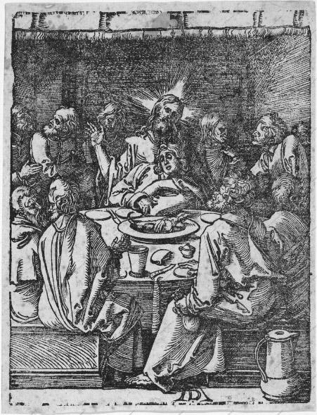 Тайная вечеря (1508 – 1509)