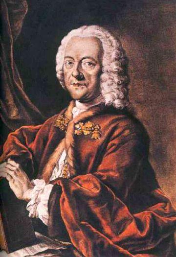 Георг Филипп Телеман (нем. Georg Philipp Telemann; 1681 — 1767)