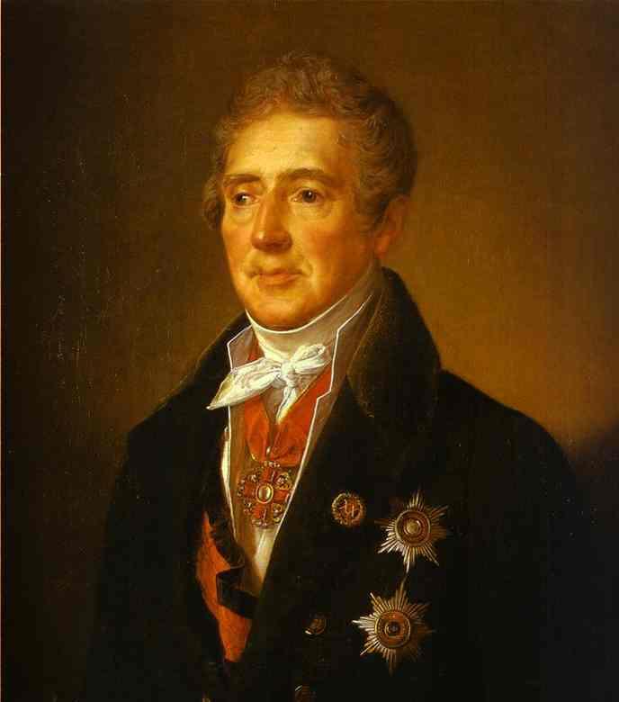 Дмитриев Иван Иванович (1760 – 1837)