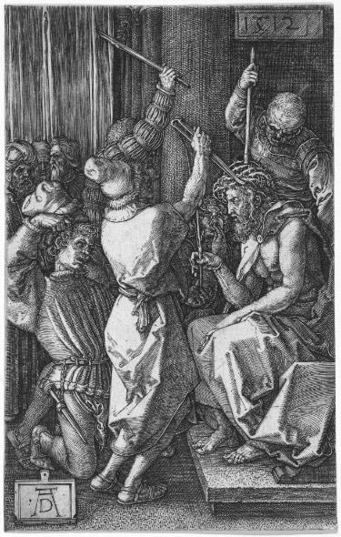 Увенчание тернием (1512)
