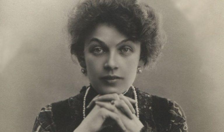 Анастасия Дмитриевна Вяльцева (1871 – 1913)