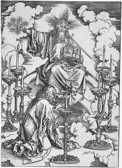 Видение семи светильников (около 1496 – 1497)