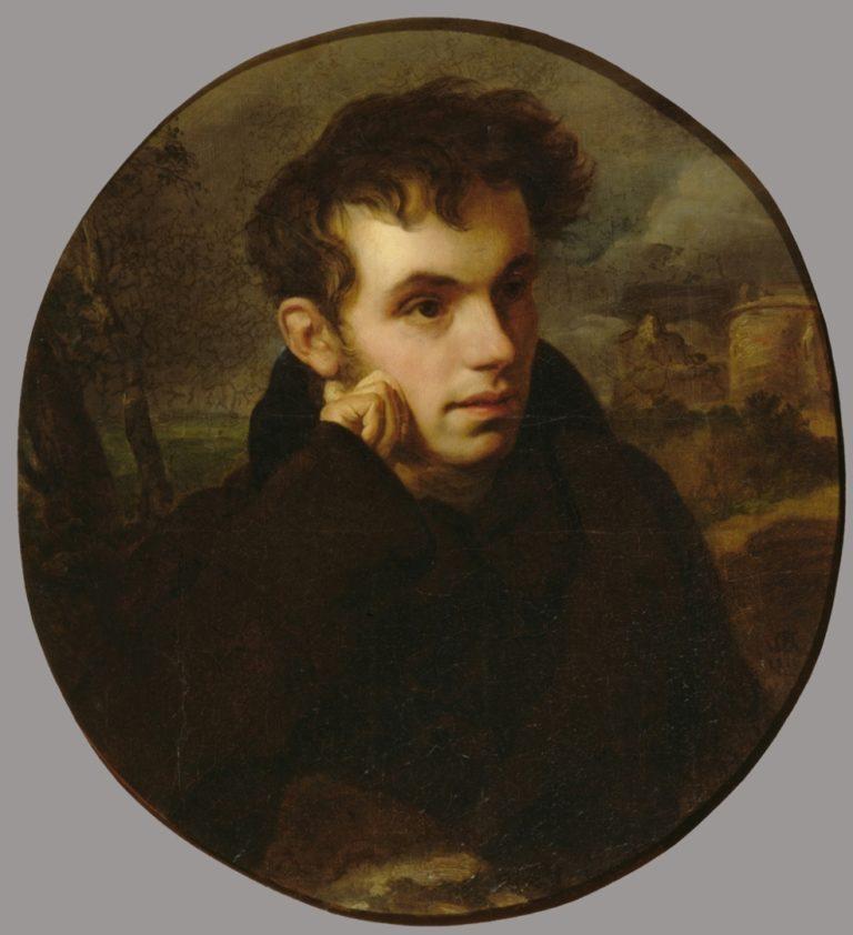 Портрет Василия Андреевича Жуковского (1815)