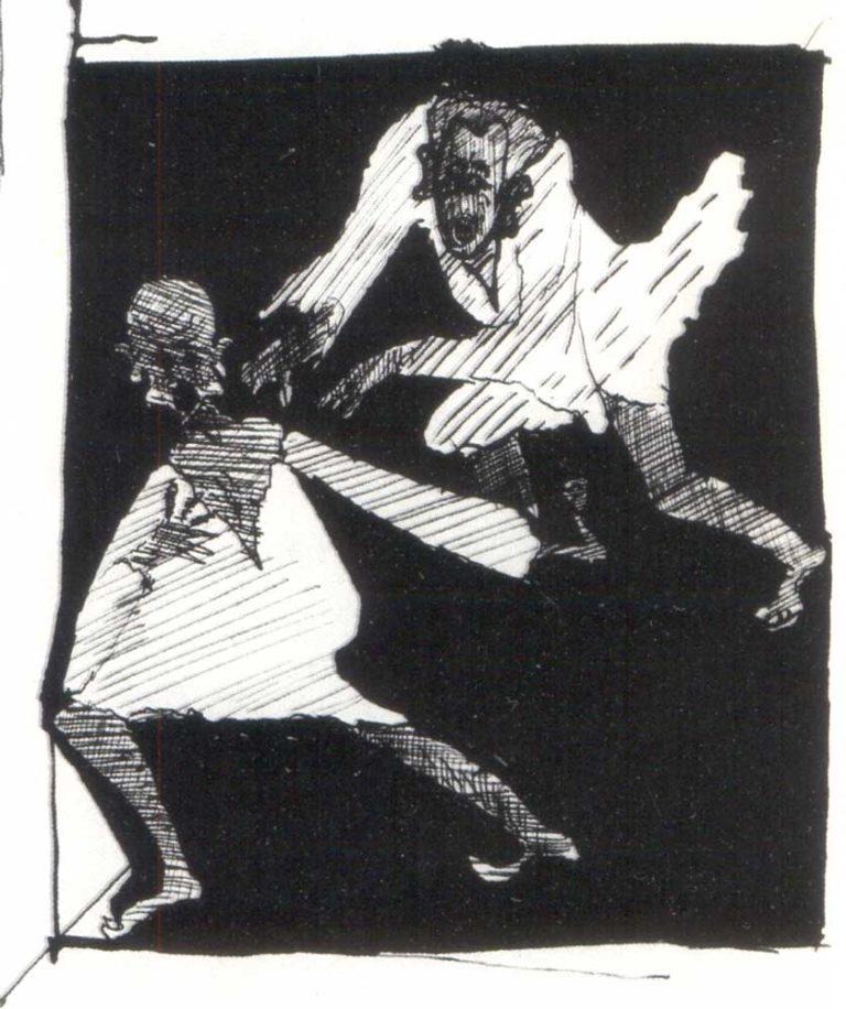Аблеуховы. Отец и сын. 1910-е