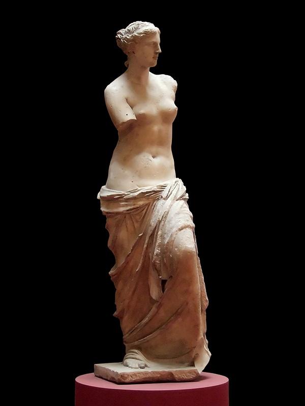 Афродита с острова Милос (Венера Милосская)