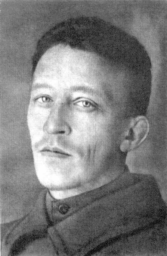 Александр Александрович Блок в 1918 году