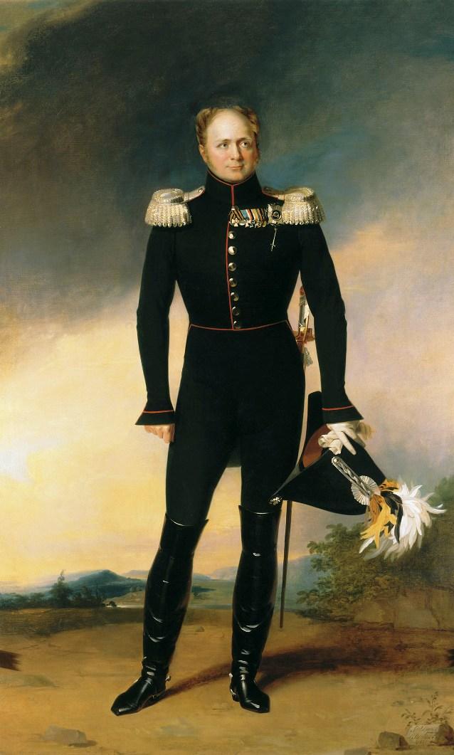 Александр I Павлович (1777 – 1825)