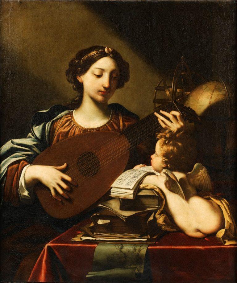 Аллегория музыки (1625-1630)
