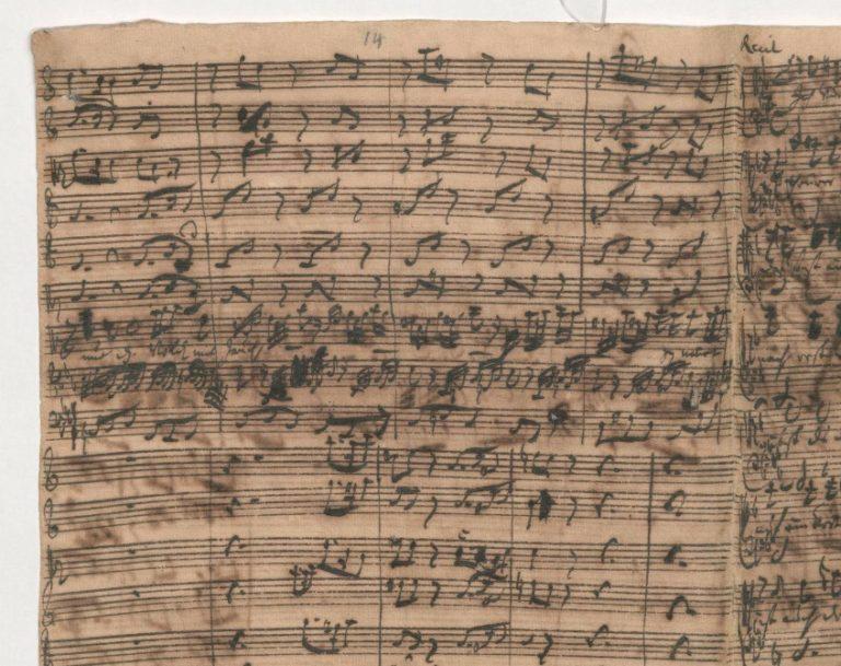BWV 35. No 2. Ария