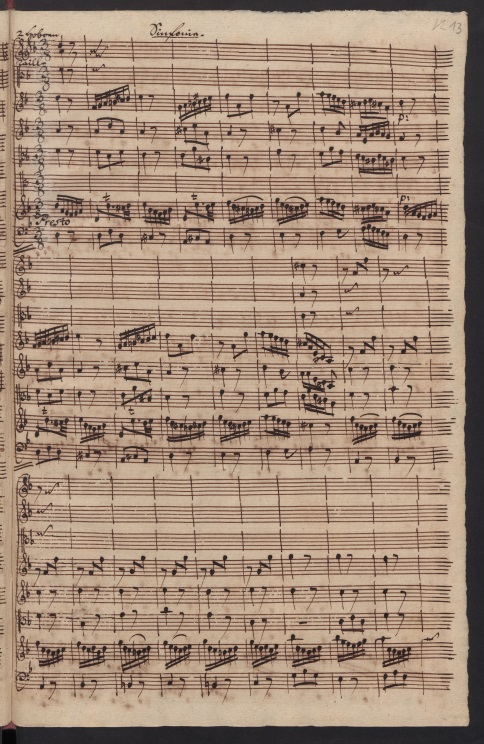 BWV 35. No 5. Sinfonia