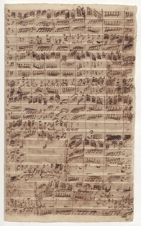 BWV 81. Ария тенора (№2)