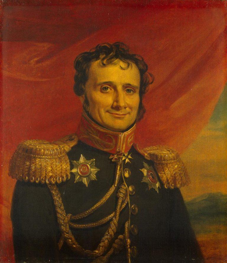 Барон Генрих Жомини, Антуан-Анри Жомини́ (фр. Antoine-Henri Jomini; 1779 — 1869)