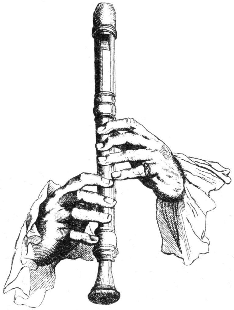 Блокфлейта (1707)