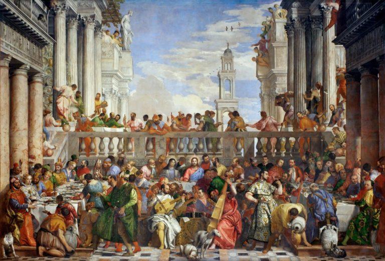 «Брак в Кане Галилейской» (1563)