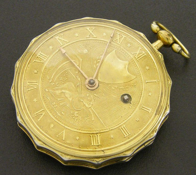 Часы Breguet, начало XIX века