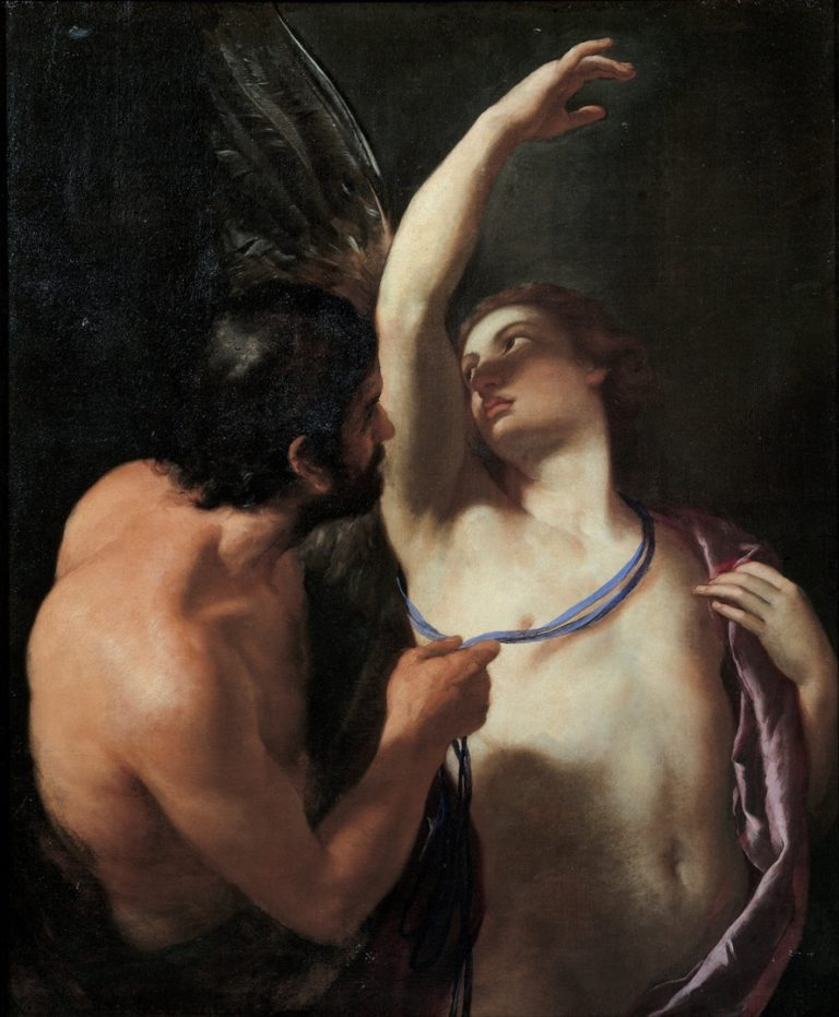 Дедал и Икар. Ок. 1645