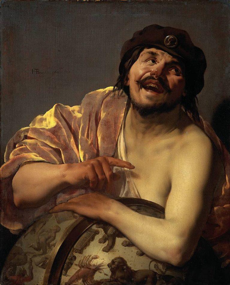 Демокрит. 1628
