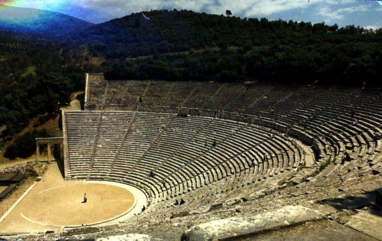 Древнегреческий театр – общегосударственное дело
