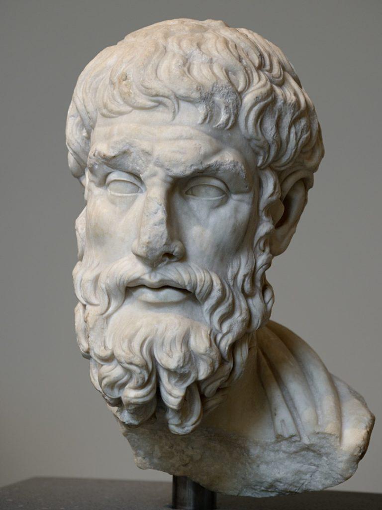 Эпикур (342-341 - 271-270 до н. э.)