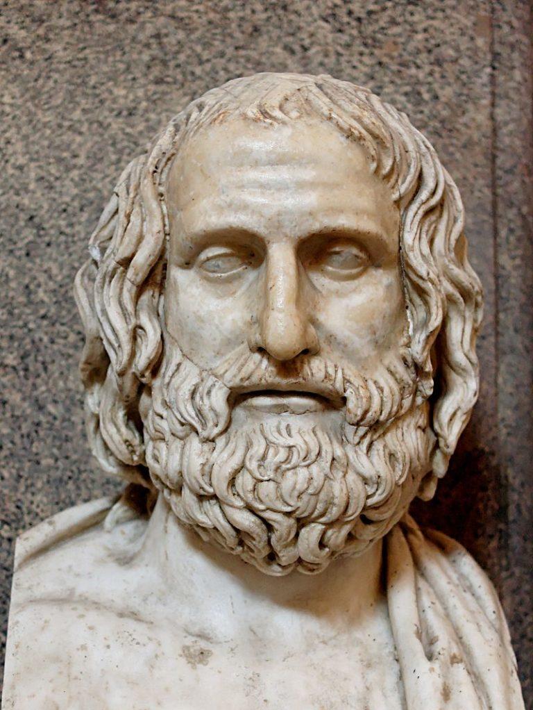 Еврипид (480-е – 406 гг. до н.э.)