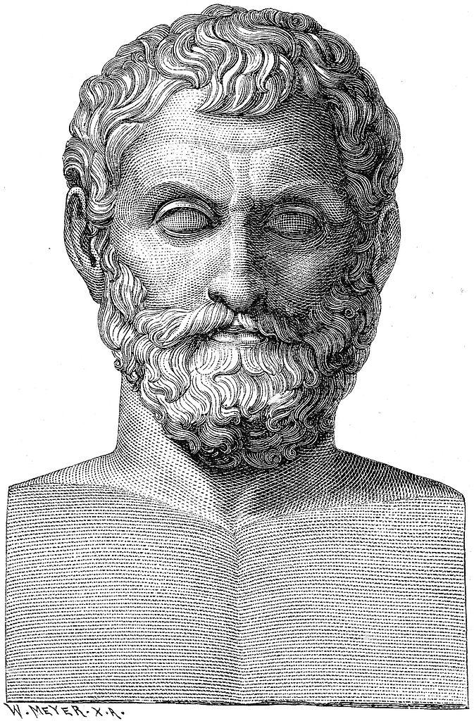 Фалес Милетский (640/624 — 548/545 до н. э.)