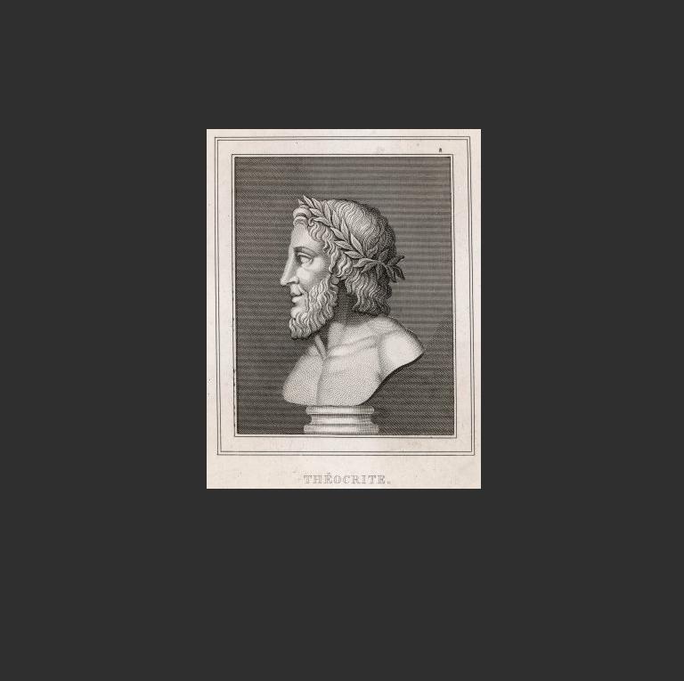 Феокрит (ок. 300 — ок. 260 до н. э.)