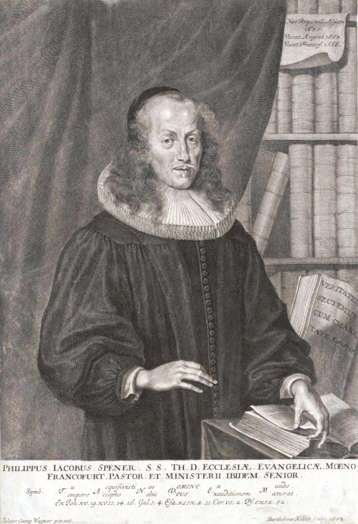 Филипп Якоб Шпенер (1635 — 1705)