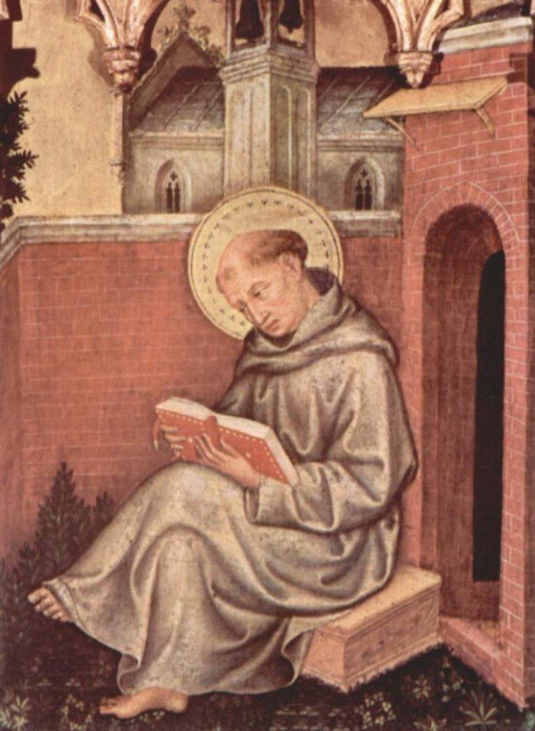 Фома Аквинский (ок. 1400 г.)