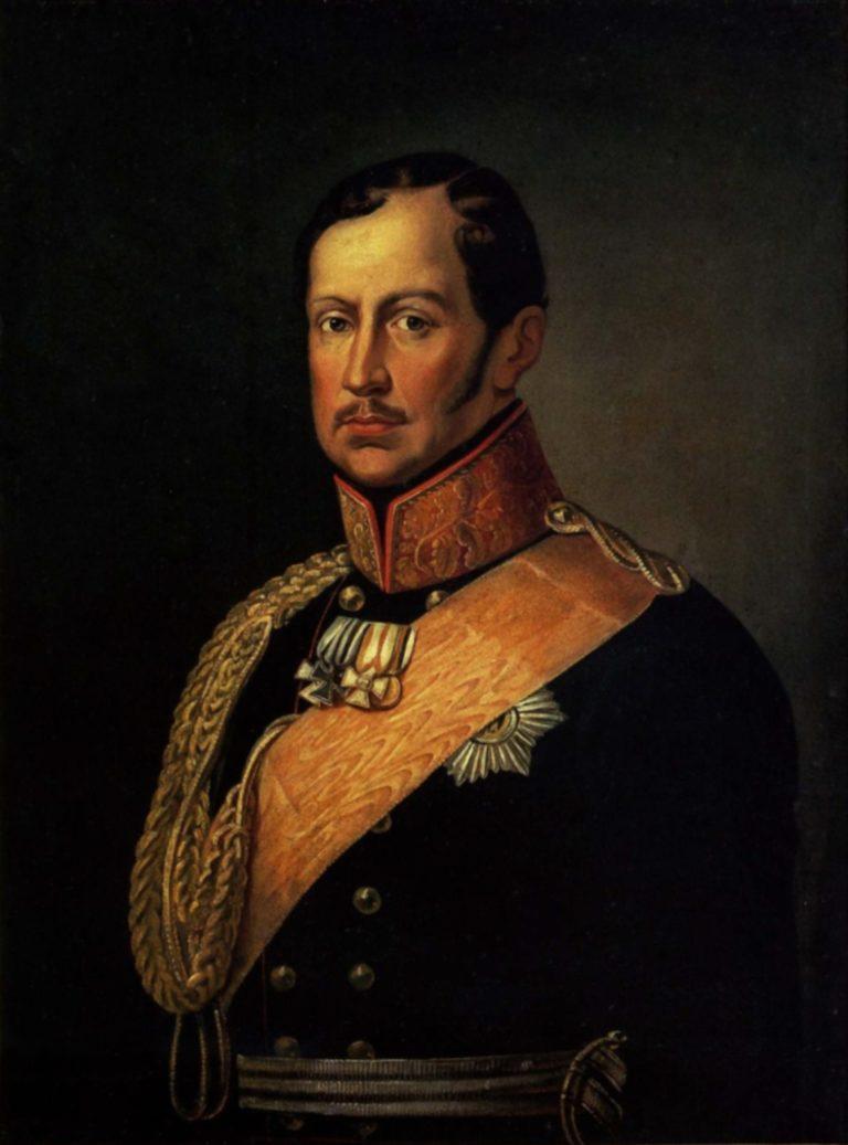 Фридрих Вильгельм III (нем. Friedrich Wilhelm III; 1770 — 1840)