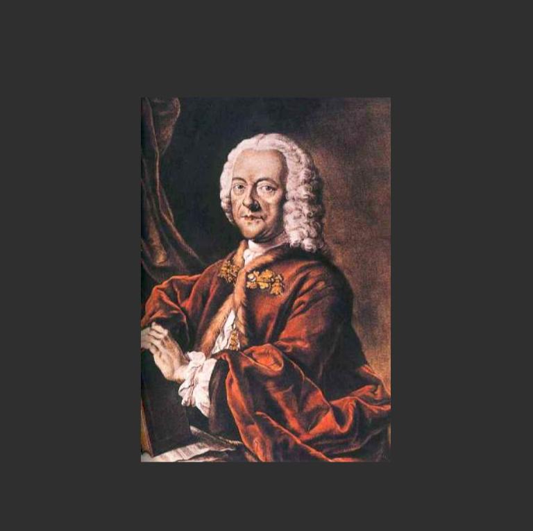 Георг Филипп Телеман (нем. Georg Philipp Telemann; 1681 – 1767)