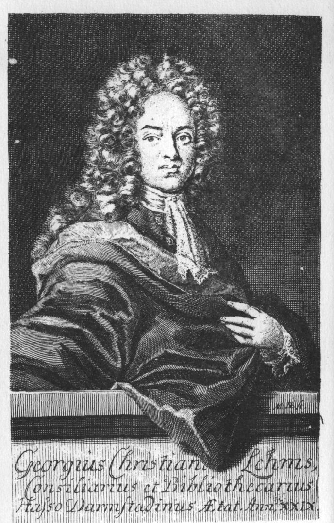 Георг Христиан Лемс (1684 – 1717)