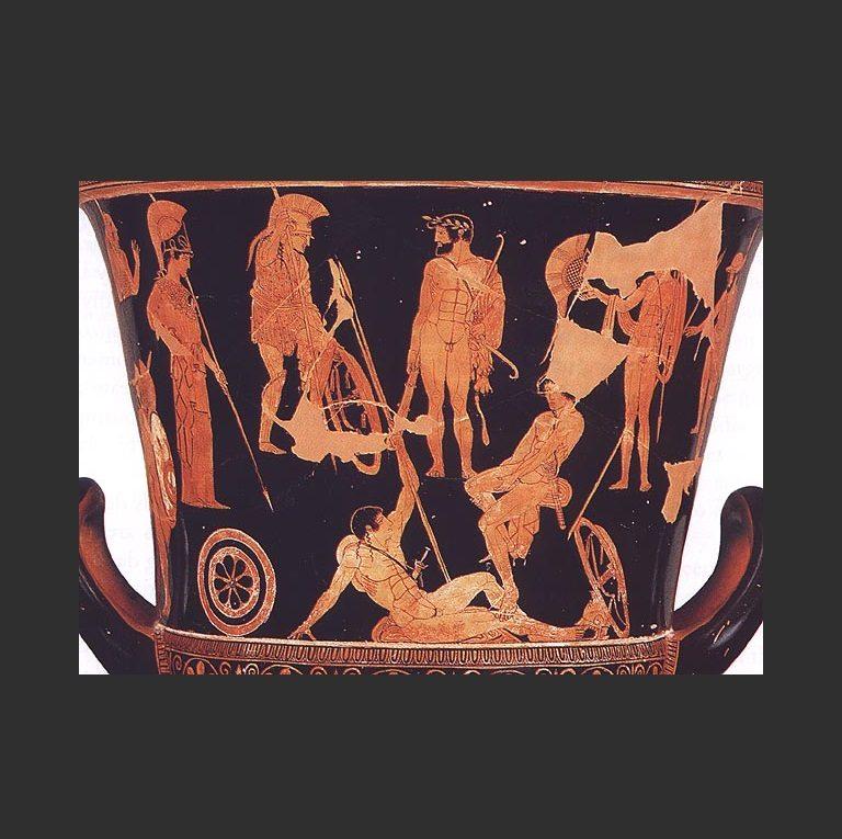 Геракл и аргонавты. Ок. 460 г. до н.э.