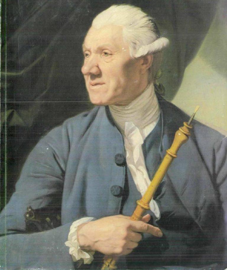 «Гобоист» (ок. 1770 г.)