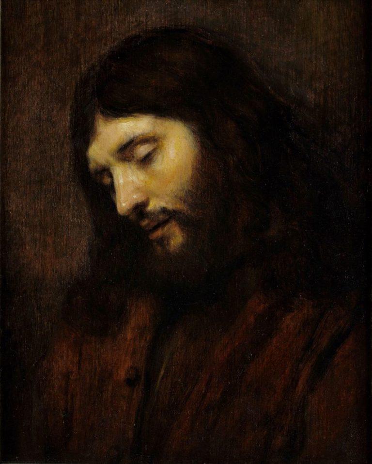 «Голова Христа» (1648)