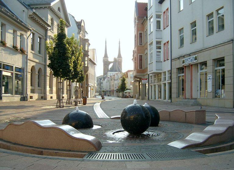 Город Кётен в 2007 году
