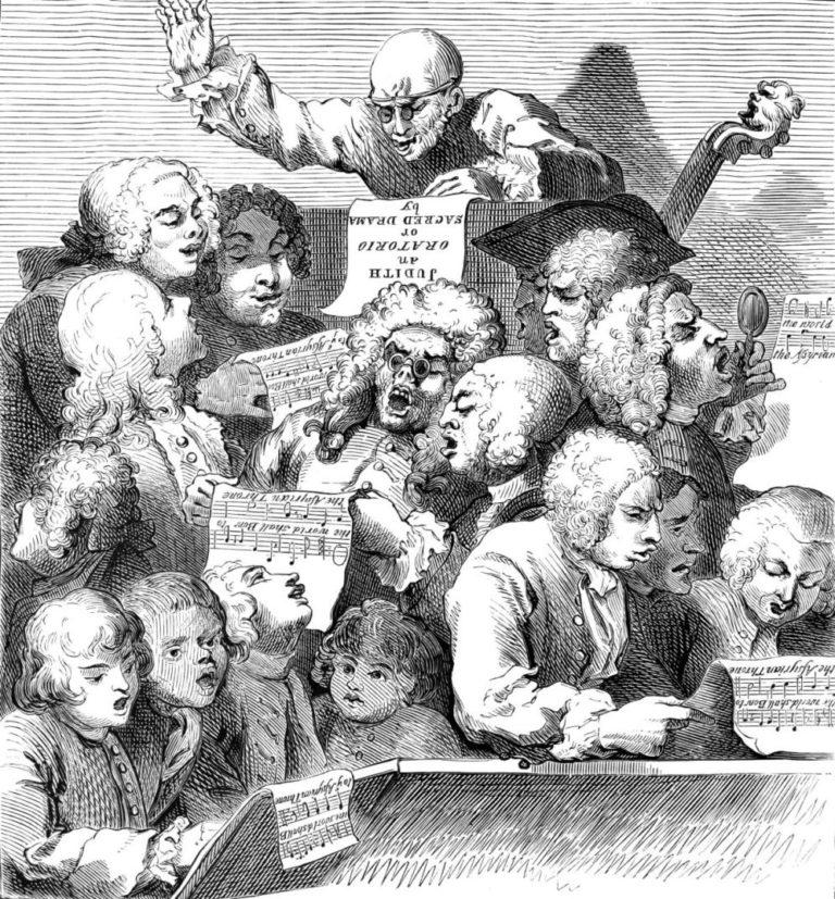 «Хор» (1732)