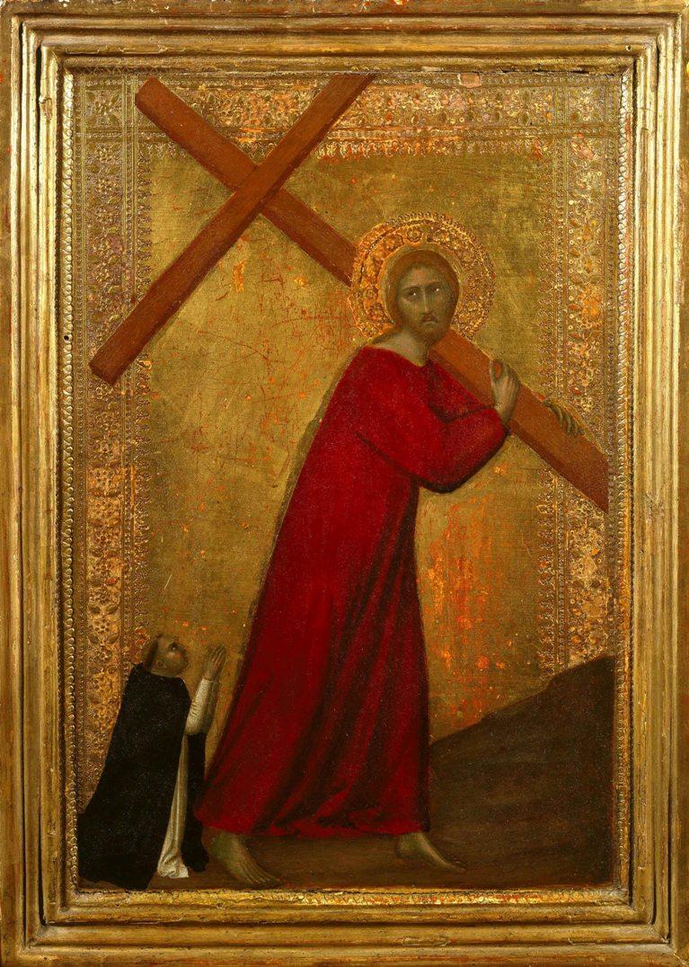 Христос, несущий крест. 1330—1350 гг.
