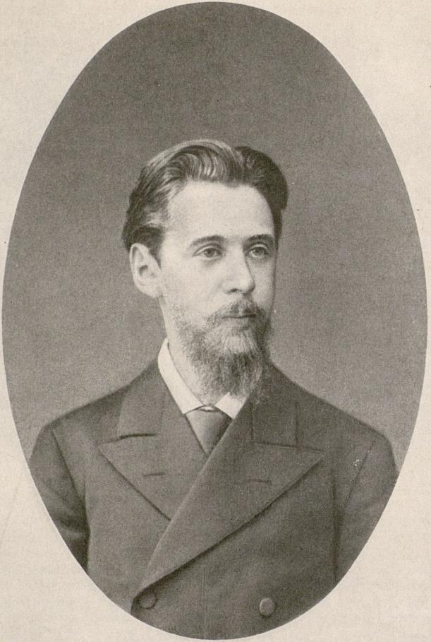 И. Ф. Анненский. Конец 1870-х годов