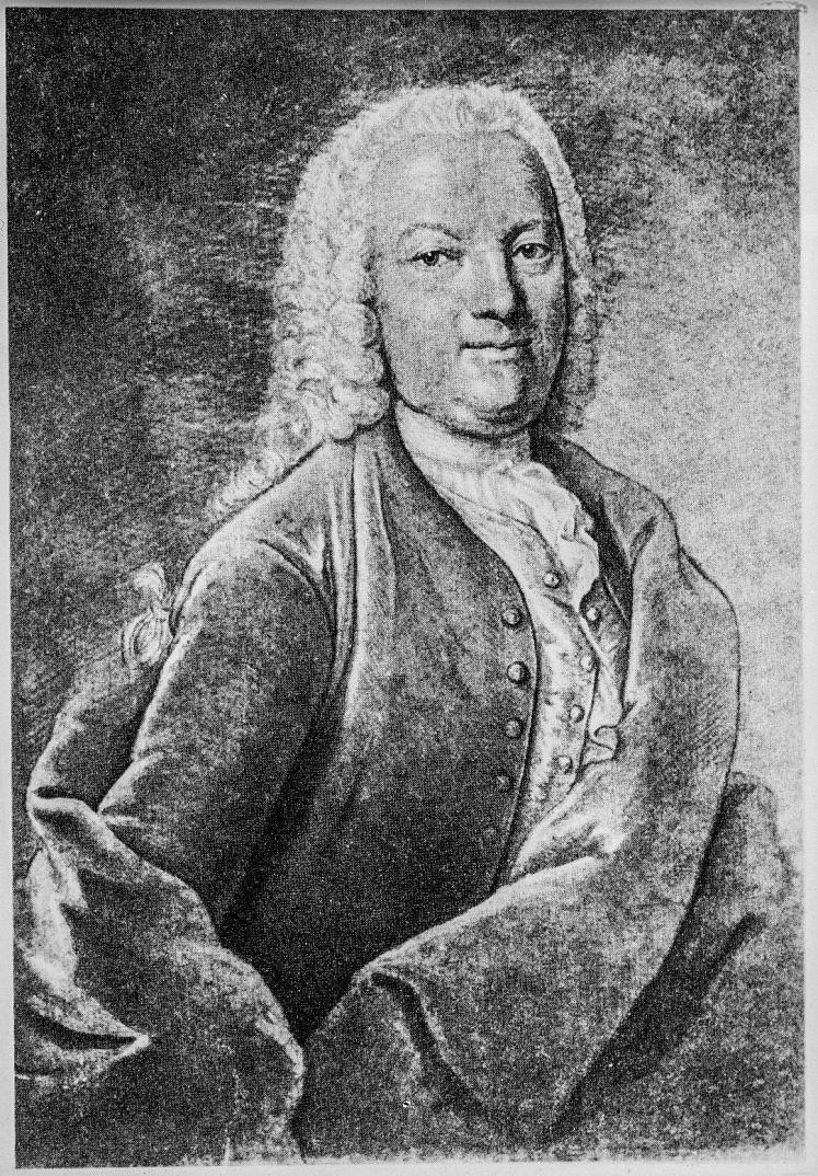 Иоганн Георг Пизендель (1688/1687 – 1755)