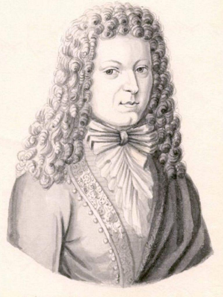 Иоганн Кунау (нем. Johann Kuhnau; 1660 — 1722)
