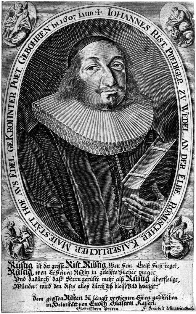 Иоганн Рист (1607-1667)