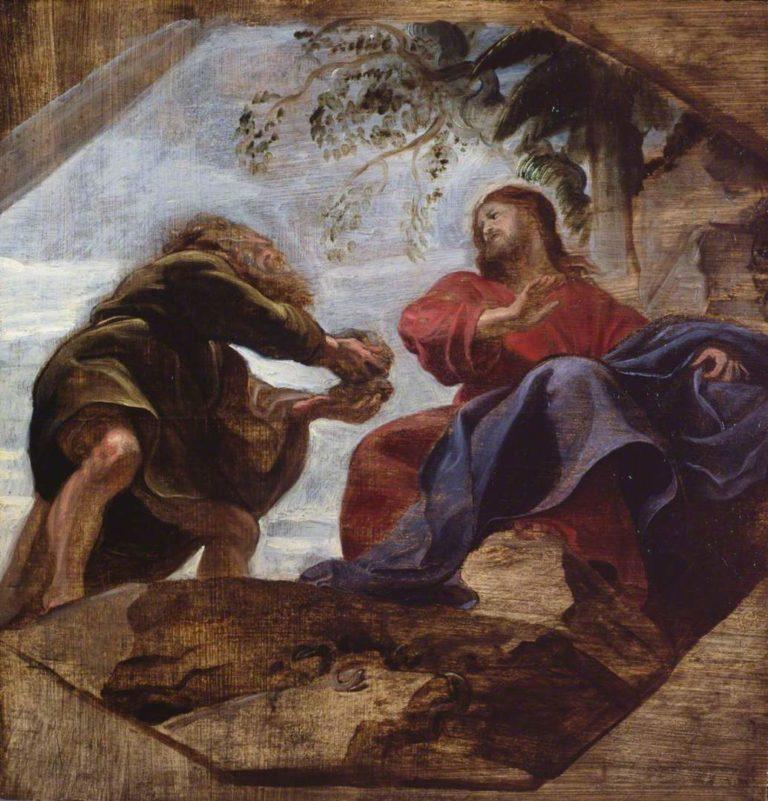«Искушение Христа» (1620)