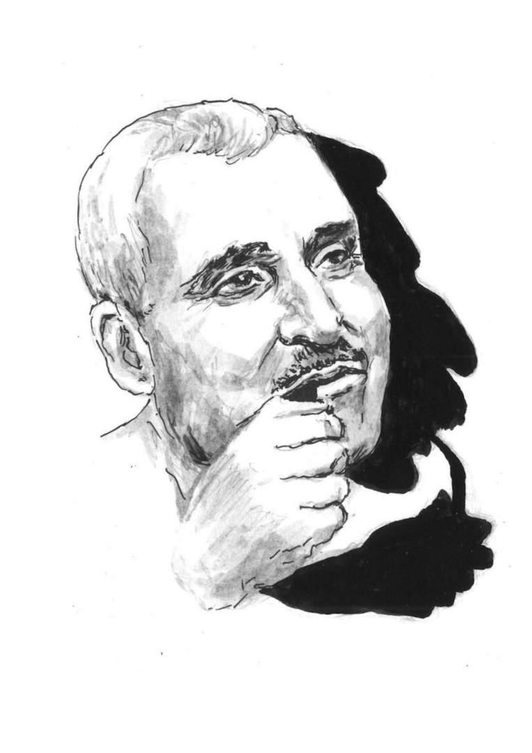 Константин (Кирилл) Михайлович Симонов (1915 — 1979)