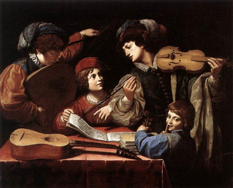 «Концерт» (1615)