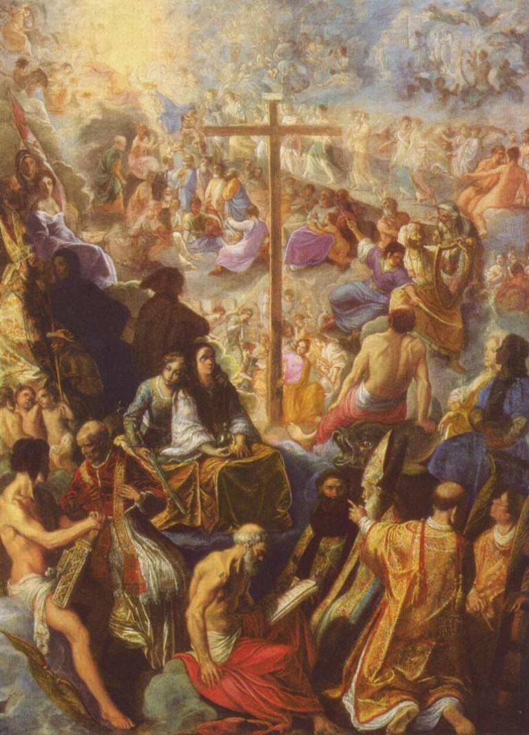 Крест (1603-1605)